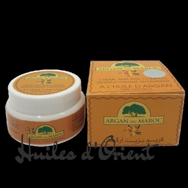crème argan du maroc