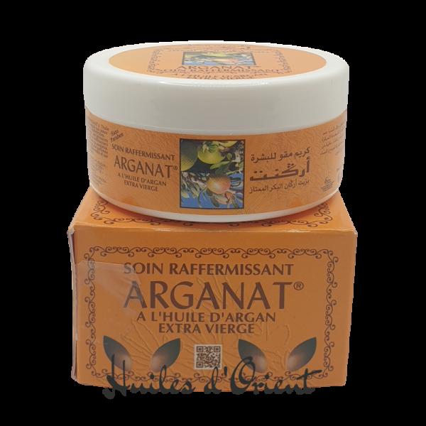 crème huile d'argan extra vierge