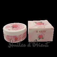 crème rafraichissante à la rose