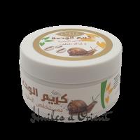 crème cypraea à l'extrait d'escargot