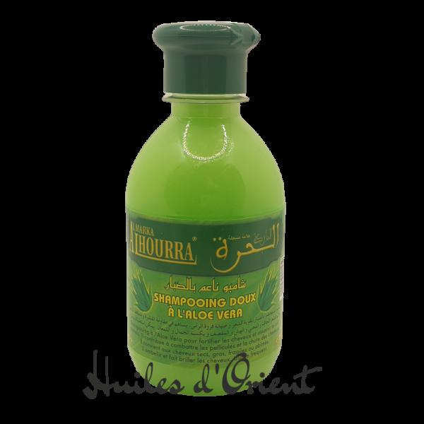 shampoing aloe vera